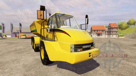 Caterpillar 725 v1.5 para Farming Simulator 2013