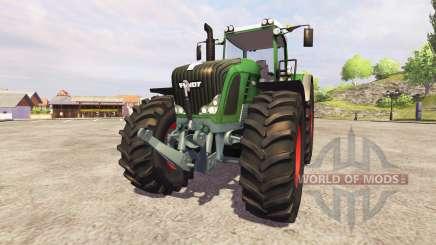 Fendt 936 Vario v2.3 para Farming Simulator 2013