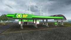 Europeu de posto de gasolina
