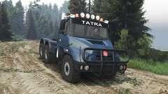 Tatra 163 [25.12.15] para Spin Tires