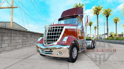 International LoneStar para American Truck Simulator