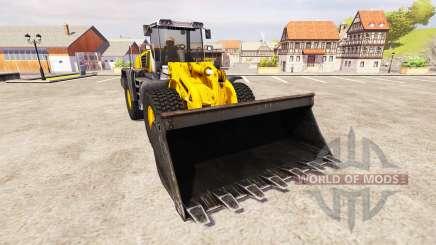 Liebherr L550 v1.1 para Farming Simulator 2013