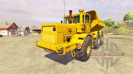 K-701 kirovec [caminhão] para Farming Simulator 2013