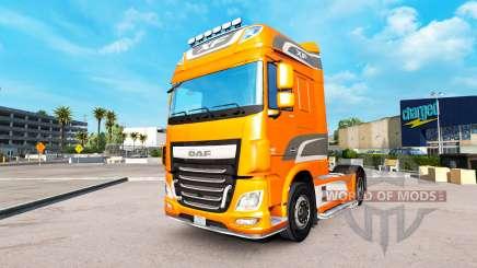 DAF XF Euro 6 para American Truck Simulator