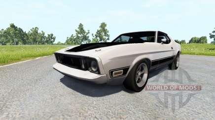 Ford Mustang Mach 1 para BeamNG Drive