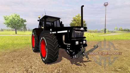 Fendt Favorit 622 LS [black bull] para Farming Simulator 2013