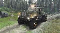 KrAZ-255 caminhão [03.03.16]