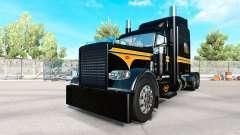 Pele Nacionais SRS para o caminhão Peterbilt 389