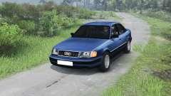 Audi 100 C3 Quattro [03.03.16]