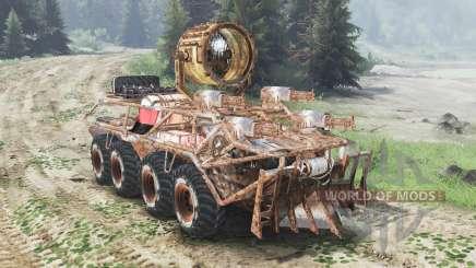 A APC Mongo [03.03.16] para Spin Tires