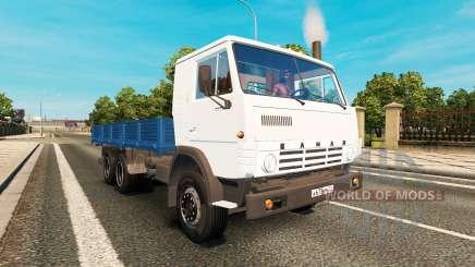 KamAZ-53212 v1.4 para Euro Truck Simulator 2