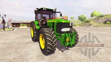 John Deere 6630 v1.1 para Farming Simulator 2013