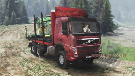 Volvo FM [03.03.16] para Spin Tires