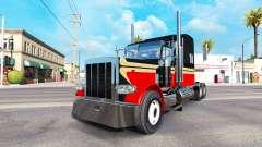 Pele de Vida Baixo para o caminhão Peterbilt 389