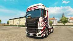 MT Design pele para a Scania caminhão R700
