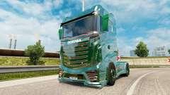 Scania R1000 Concept v4.1 para Euro Truck Simulator 2