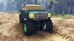 Jeep Grand Cherokee Comanche 4x4 para Spin Tires