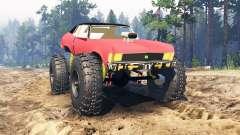 Chevrolet Nova para Spin Tires