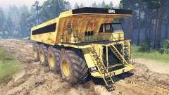 Caminhão de mineração
