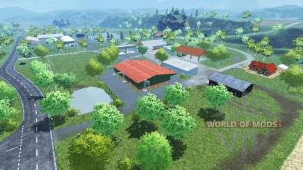 Siekhof v2.0 para Farming Simulator 2013