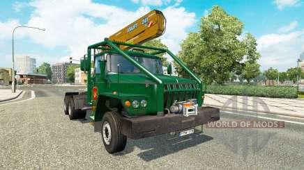 Ural 43202 v7.5 para Euro Truck Simulator 2