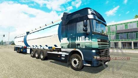 Chassis adicionais para Euro Truck Simulator 2