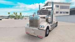 Kenworth T908 v2.0 para American Truck Simulator