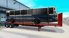 Uma coleção de novos trailers com carga