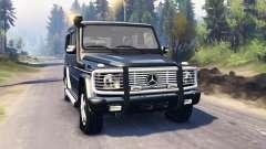 Mercedes-Benz G 500 v2.0