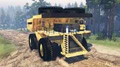 Caminhão de mineração Godzilla v2.0