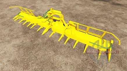 John Deere Easy Collect 1053 para Farming Simulator 2013
