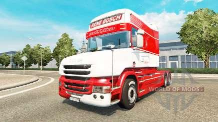 Scania T Longline Rene Bosch para Euro Truck Simulator 2