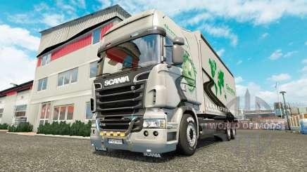 Scania R730 BDF para Euro Truck Simulator 2