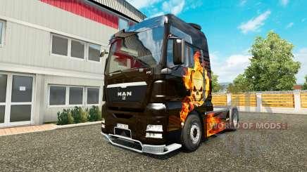 MAN TGX v1.02 para Euro Truck Simulator 2