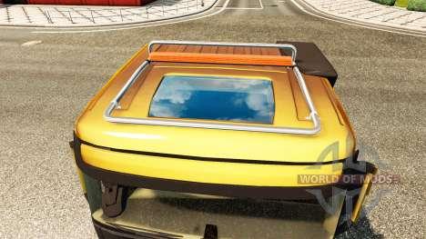 Lightbar, Volvo para Euro Truck Simulator 2