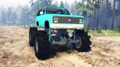 Ford Bronco 1984