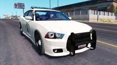 Dodge Charger, a Polícia de tráfego