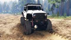 Jeep Wrangler [rattle trap] para Spin Tires