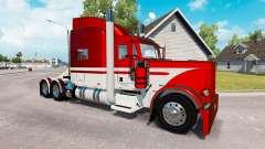 Pele Equipamentos Express caminhão Peterbilt 389