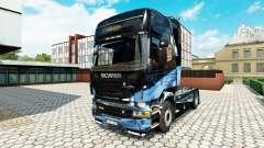 Star Destroyer pele para o Scania truck