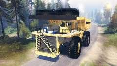 Caminhão de mineração Godzilla v3.0
