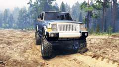 Jeep Commander (XK) para Spin Tires