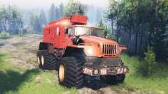 Ural-4320 Explorador Polar v5.0