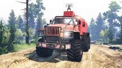 Ural-4320 Explorador Polar v4.0