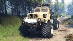 KrAZ-255 [pedaço de ferro] v3.0