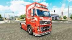 S. Verbeek pele para a Volvo caminhões