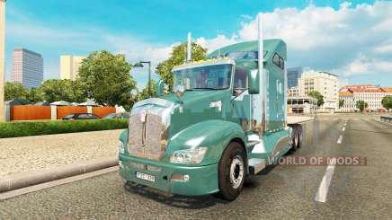 Kenworth T660 v2.0 para Euro Truck Simulator 2