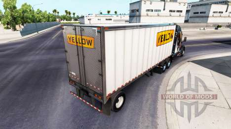 Real logotipos da empresa para reboques v1.1 para American Truck Simulator