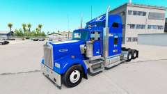 Pele Duque v1.03 no caminhão Kenworth W900