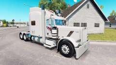 FTI Transporte de pele para o caminhão Peterbilt